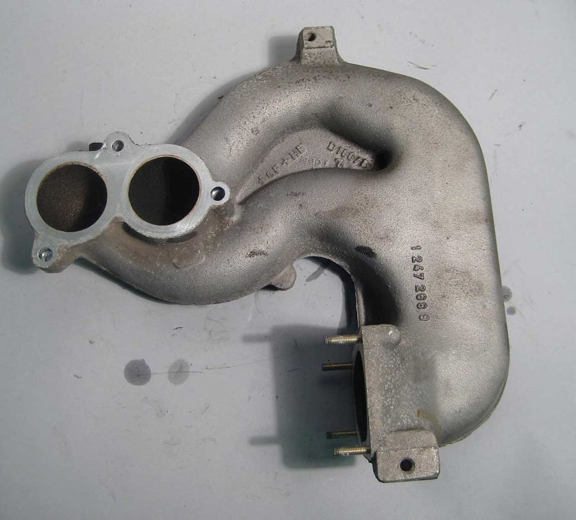 Bmw E36 M44 Upper Intake Manifold 318is Z3 318ti 96 99