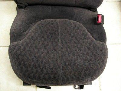GMC JIMMY SONOMA CHEVY BLAZER S 10 OLDSMOBILE BRAVADA FRONT SEATS