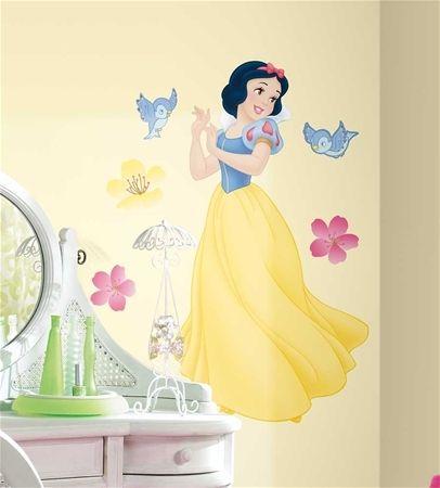 Disney Princess Snow White Wall Sticker Decal Mural