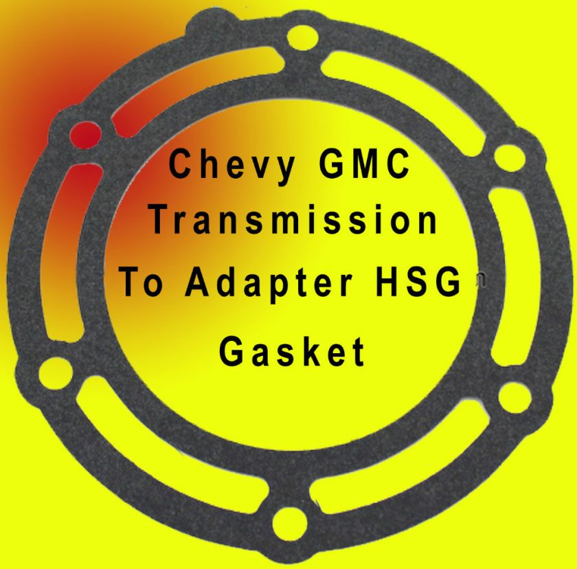 GM Dodge Transmission to Transfer Case Adapter Housing Gasket